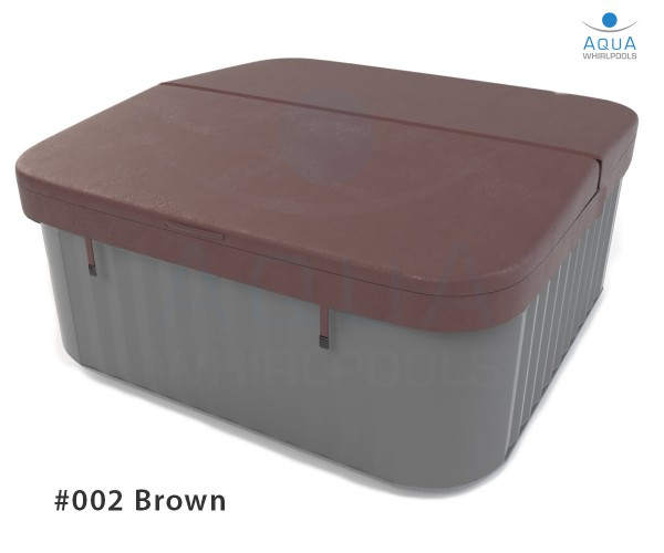 Whirlpool - Cover - Farbe brown