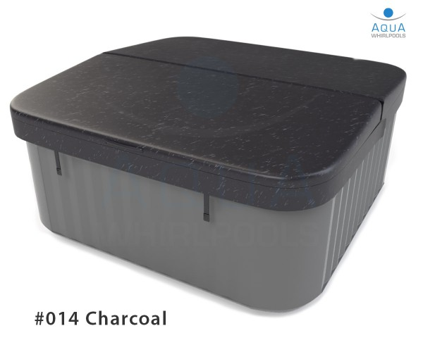 Whirlpool - Cover - Farbe charcoal