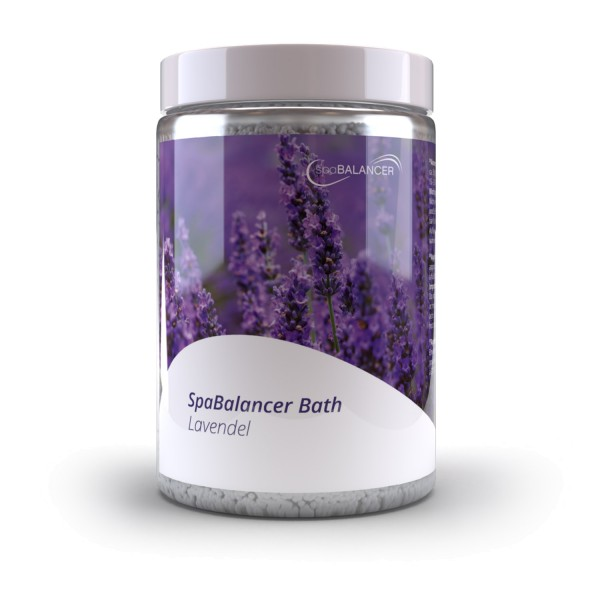 SpaBalancer Bath Salt Lavender 950g