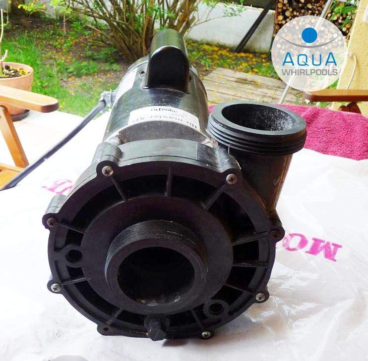Whirlpoolpumpe flomaster aqua flo f r la spa blog aqua for Century lasar pool spa motor
