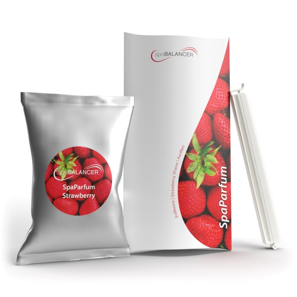 SpaBalancer SpaParfum Erdbeere
