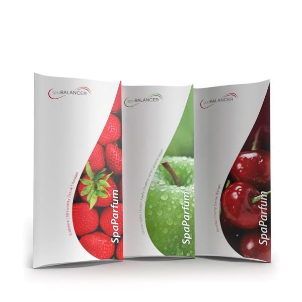 """SpaBalancer parfumset """"Vruchten"""""""