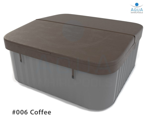 Whirlpool - Cover - Farbe coffee