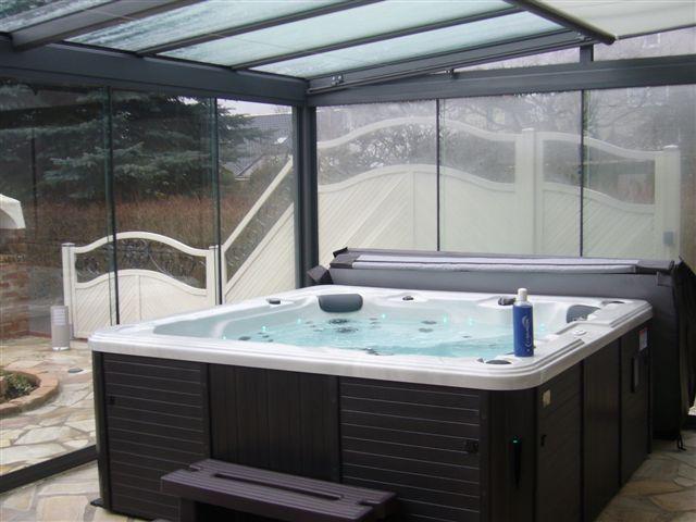 aussenpool toronto von canadian spa blog aqua whirlpools. Black Bedroom Furniture Sets. Home Design Ideas