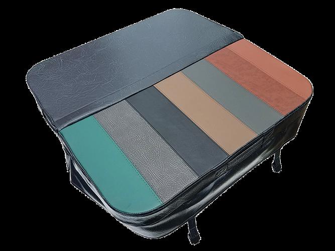 Cover - Farben