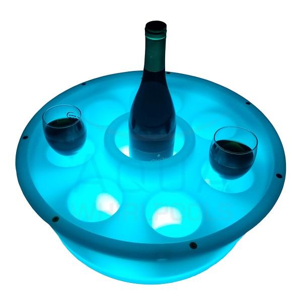 LED Whirlpool Bar - schwimmendes Getränketablett
