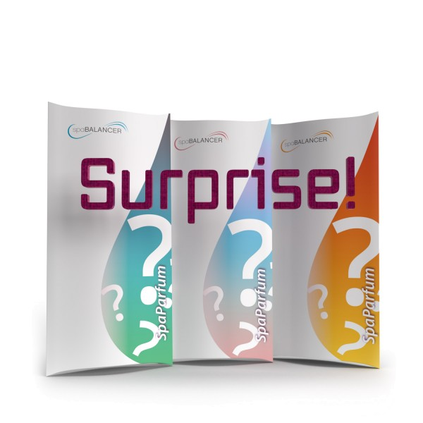 "L'ensemble de parfums SpaBalancer ""Surprise"""