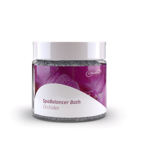 SpaBalancer Bath Salt Orchid 220g