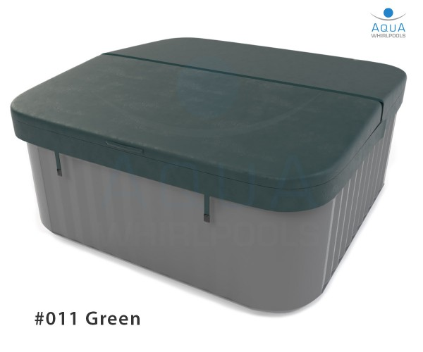 Whirlpool - Cover - Farbe green