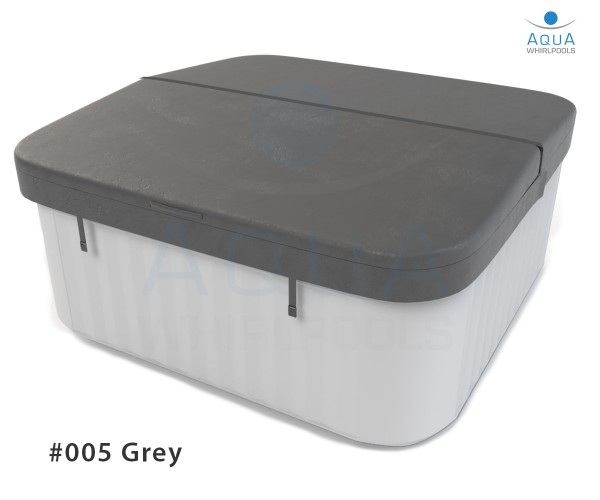 Whirlpool - Cover - Farbe grey