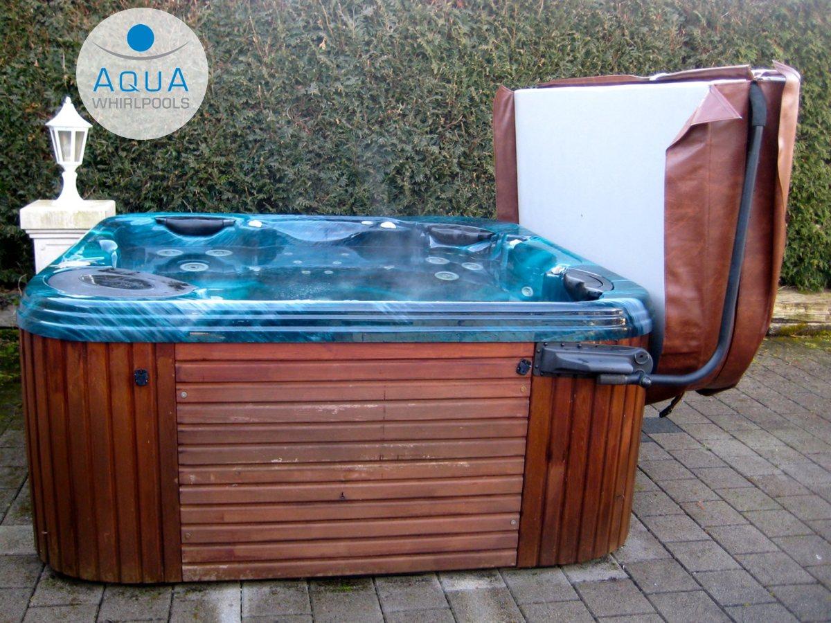 Signature spa mirage whirlpool abdeckung cover referenzen cover isolierabdeckung aqua - Aqua whirlpools ...