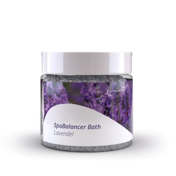 SpaBalancer Badzout Lavendel 220g