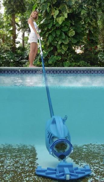 poolblaster max wassersauger reinigung und pflege whirlpool zubeh r aqua whirlpools. Black Bedroom Furniture Sets. Home Design Ideas