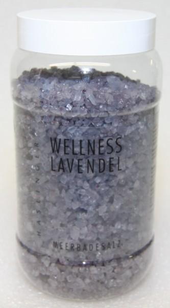 Whirlpool Badesalz Lavendel 1 kg