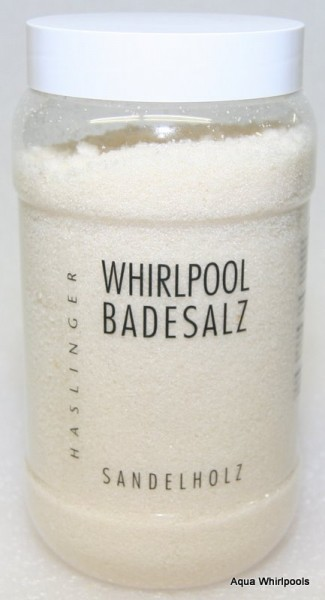 Whirlpool Badesalz Sandelholz 1 kg