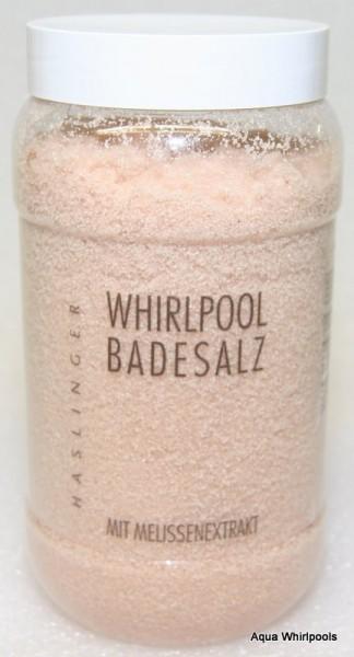 Whirlpool Badesalz Melissenextrakt