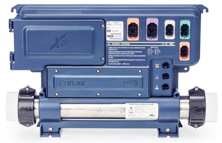 Gecko IN.XE-5-11-H4.0 - Whirlpoolsteuerung